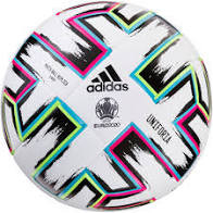 EM 2020 Fußball (Trainingsball) Adidas - UNIFO LGE
